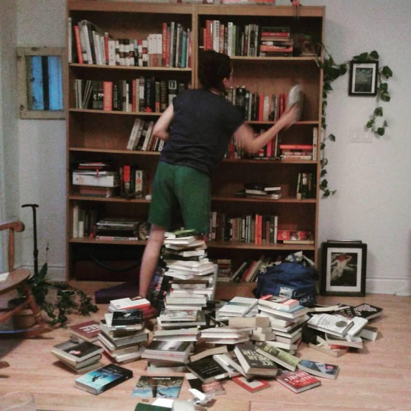 bookshelvesonhowland