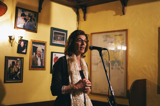 Publisher Ellen Seligman