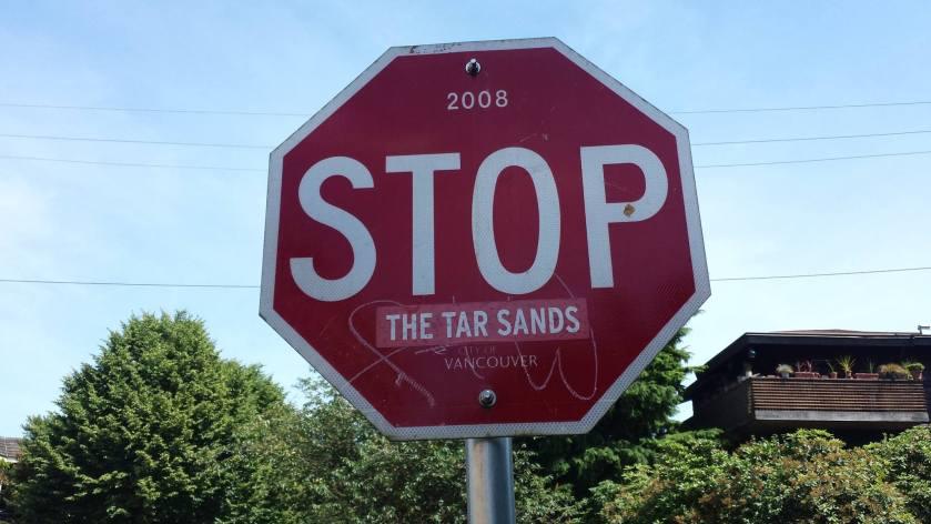 stopthetarsandsvancouver